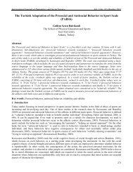 Full Text - International Journal of Humanities and Social Science