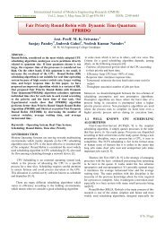 IEEE Paper Template in A4 (V1) - ijmer