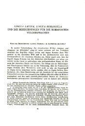Lingua latina, lingua roman(ic) - Portal de Publicacions