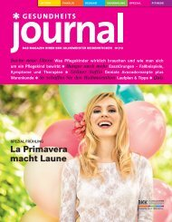Journal Ausgabe 01/2013 (PDF 5,16 MB) - BKK Gildemeister ...