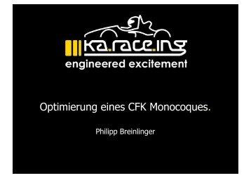 02_KIT_Composite_Monocoque_Breinlinger - Altair University