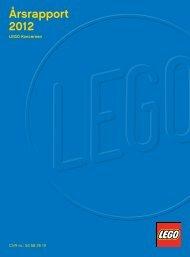 Årsrapport 2012 - Lego