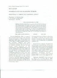 pharmacology of sildenafil citrate - Indian Journal of Physiology and ...