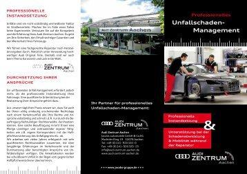 geht es zum Flyer - Audi Zentrum Aachen