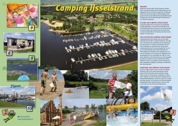 Download de brochure als PDF - Camping IJsselstrand