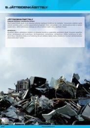 9. jätteidenkäsittely