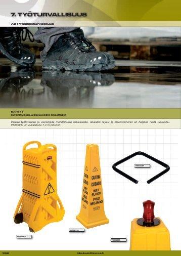 7. työturvallisuus