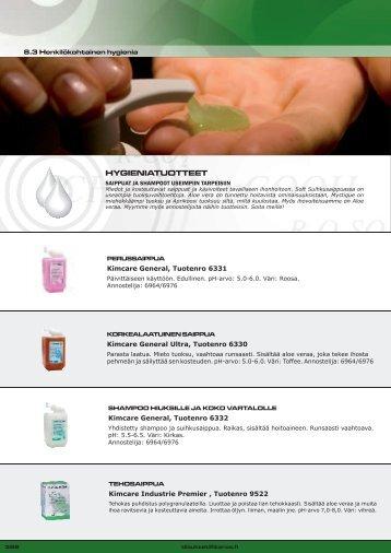 8. kemikaalit