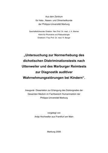 ub marburg dissertationen