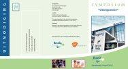 uitnodiging met programma - Ikazia Ziekenhuis