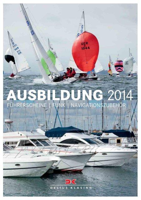 AUSBILDUNG 2014 - Delius Klasing