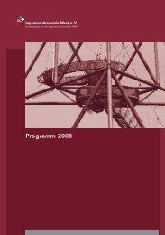 Programm 08_Web.indd - Ingenieurkammer-Bau Nordrhein-Westfalen