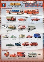 Collection November 2010 - Brekina