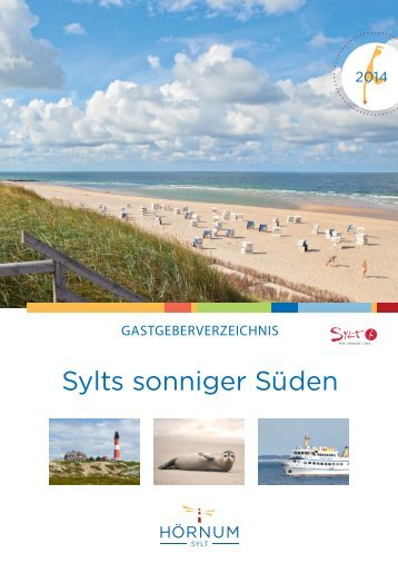 Hörnum - Nordseetourismus