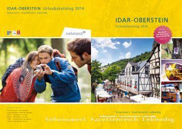Urlaubskatalog 2014 - Idar-Oberstein