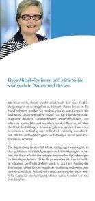 WEITERBILDUNG JAHRESPROGRAMM - AGAPLESION DIAKONIE ... - Page 2
