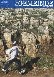 Januar 2011 als pdf herunterladen - Israelitische Kultusgemeinde ...