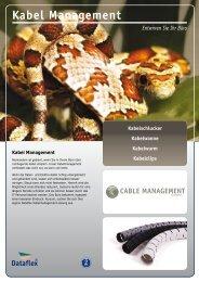 2YEAR Kabel Management - Monitorhalterung.de