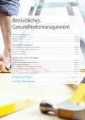 betriebliches Gesundheitsmanagement - IKK classic - Seite 3
