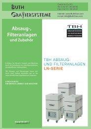 Absaug-, Filteranlagen und Zubehör - Buth Graviersysteme Gmbh ...
