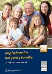 20 Fragen – 20 Antworten - Impfen-info.de