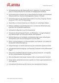 Avira Endpoint Security Kurzanleitung - Page 5
