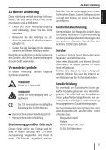 Radio CD Madeira CD27 Porto CD27 - Blaupunkt - Page 5