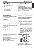Radio CD Madeira CD27 Porto CD27 - Blaupunkt - Page 7