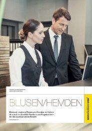 Klassisch moderne Blusen und Hemden - Workfashion.com