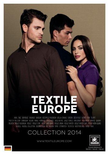 Textile Europe 2014