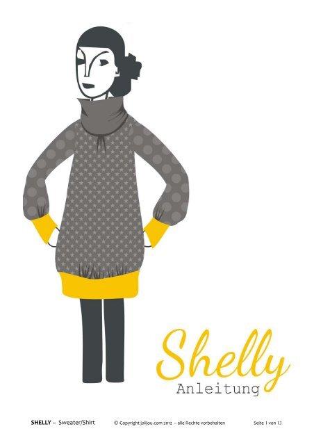 SHELLY – Sweater/Shirt - Farbenmix