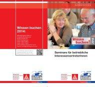 Bocholt/Münster/Rheine - DGB-Bildungswerk NRW e.V.