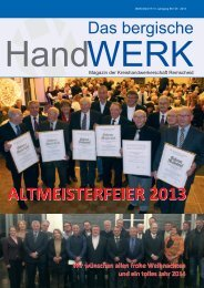Ausgabe 06/2013 - Innung für elektrotechnische Handwerke ...
