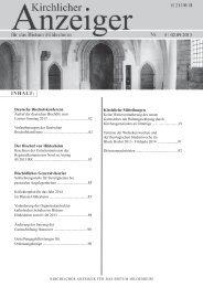KA Nr. 5indd.indd - Bistum Hildesheim