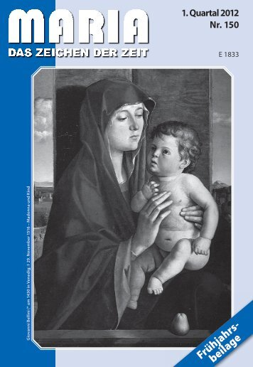 Frühjahrs- beilage - Miriam-Verlag