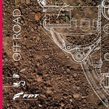 Brochüre OFF ROAD - FPT Industrial SpA