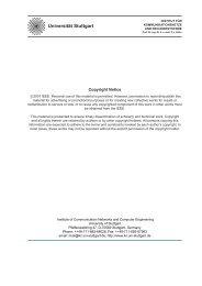 Local Interference Coordination in Cellular OFDMA - Institut für ...