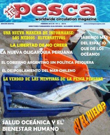 Revista Pesca Febrero 2014