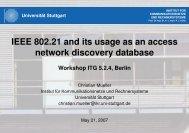 ITG5.2.4_Berlin_IKR_Mueller 802.21_final - Institut für ...