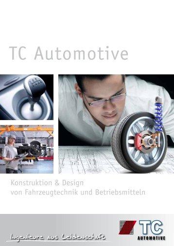 Folder TC Automotive (PDF) - iks Gruppe