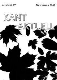 AUSGABE NOVEMBER - Immanuel-Kant-Schule Rüsselsheim