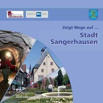Stadt Sangerhausen - Städte-Verlag