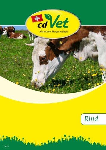 Rind - cdVet Naturprodukte GmbH