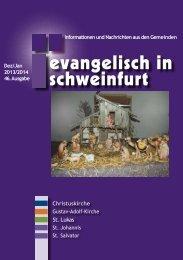 Dez/Jan 2013/2014 46. Ausgabe Informationen und Nachrichten ...