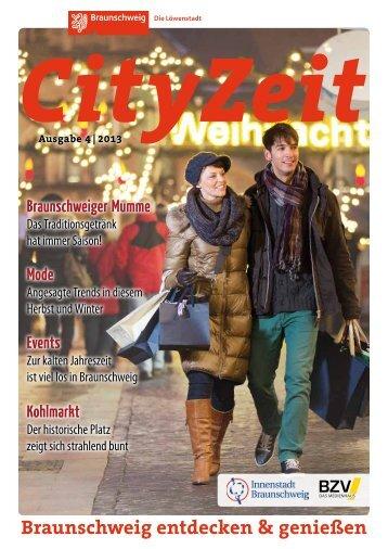 Download der CityZeit Ausgabe 4/2013 - Stadt Braunschweig
