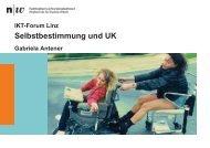 Antener IKT Selbstbestimmung und UK.pptx - IKT Forum