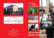 Teknik Bilimler Meslek Yüksekokulu - İstanbul Kültür Üniversitesi