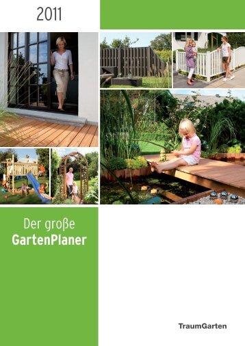 Der große GartenPlaner - Holz Wiegand