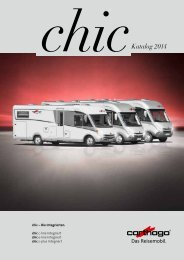 chic e-line - Carthago Reisemobilbau GmbH