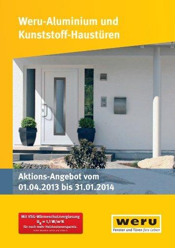 WERU Aktions-Katalog - Febatec GmbH